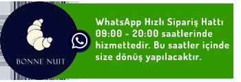 Whatsapp Sipariş